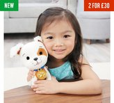 Little Tikes Just Born Puppy Interactive Soft Toy