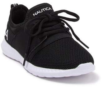 Nautica Kappil Youth Athletic Lace-Up Sneaker (Little Kid & Big Kid)