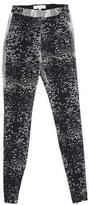 Robert Rodriguez Abstract-Print Skinny Pants w/ Tags