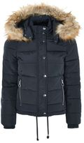 Tall nancy puffer jacket
