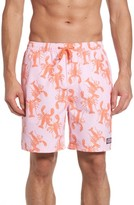 Vineyard Vines Men's Lobster Toss Chappy Swim Trunks