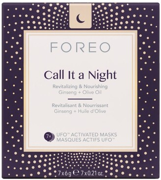 Foreo UFO-Activated Call It a Night Face Mask (Pack of 7)
