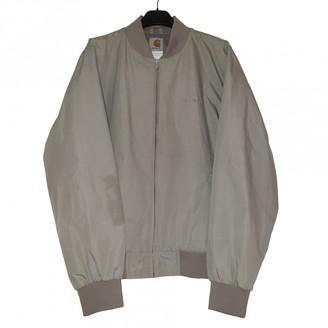 Carhartt Grey Polyester Jackets