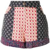 Antik Batik printed shorts