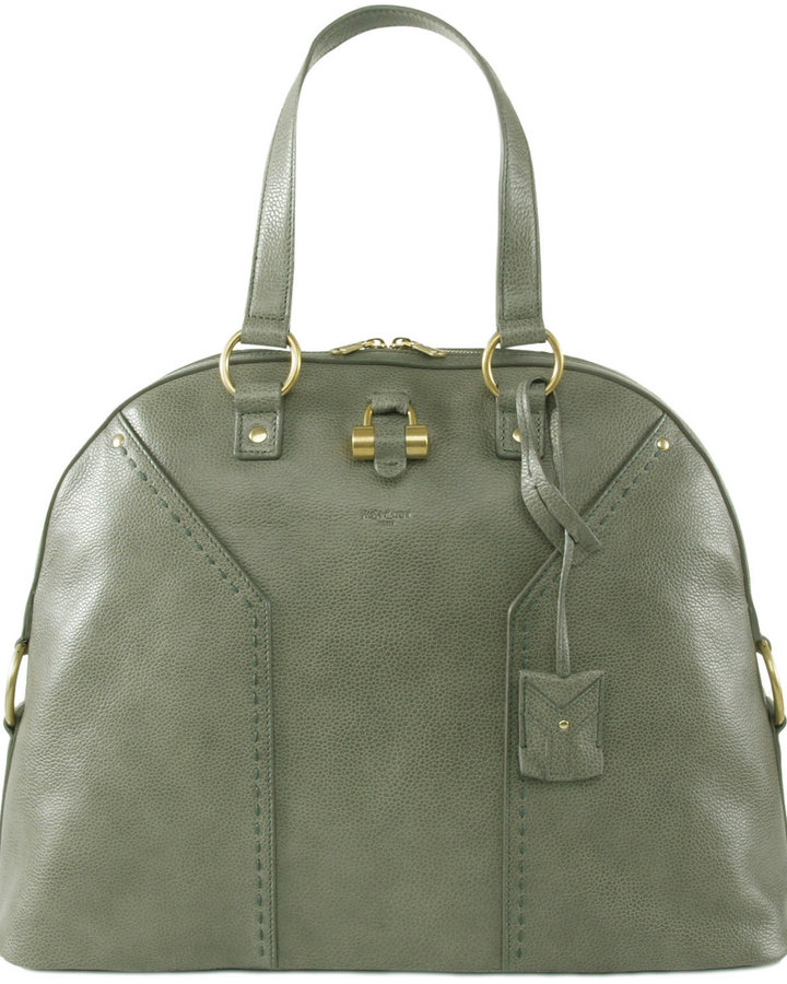 Yves Saint Laurent Sac Muse Overlarge