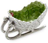 Julia Knight Holly Sprig Petite Sleigh Bowl in Mojito