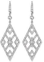Penny Preville Diamond Deco Cutout Earrings