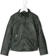 Vingino zipped jacket - kids - Polyester/Polyurethane/Viscose - 5 yrs