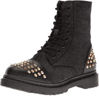 Gia Mia Women's Women's Rock Star Studded Boot