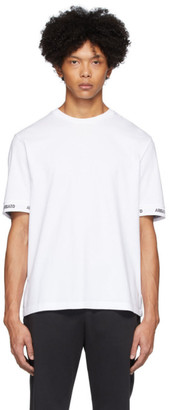 Axel Arigato White Feature T-Shirt