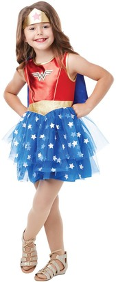 Dc Comics Girls Wonder Woman Costume