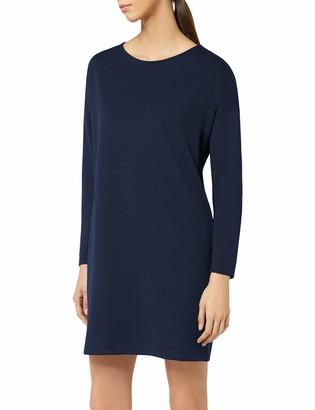 Meraki Amazon Brand Women's Midweight Long Sleeve Tunic Dress
