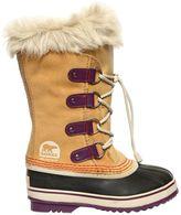 Sorel Waterproof Suede Boots