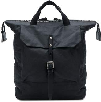 Ally Capellino Frances Waxed rucksack
