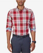 Nautica Men's Arturo Plaid Long-Sleeve Shirt