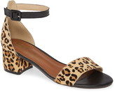 Sbicca Riskee Genuine Calf Hair Sandal