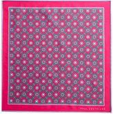 Paul Costelloe Fitzroy Floral Motif Pocket Square