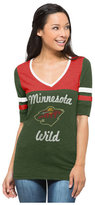 '47 Women's Minnesota Wild Gameday Debut T-Shirt