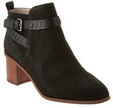 French Connection Claudia Leather Bootie.