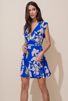 Yumi Kim Soho Mixer Silk Dress