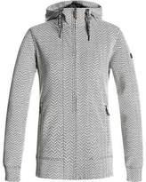 Roxy Doe Full-Zip Sweatshirt - Women's True Black XL
