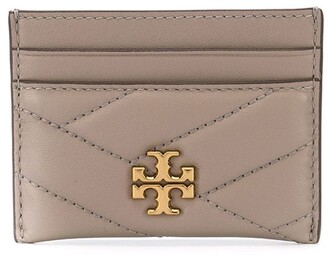 Tory Burch Kira Chevron leather cardholder