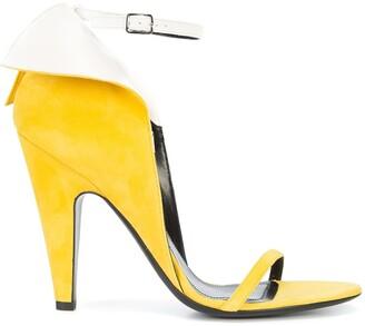 Calvin Klein winged sandals