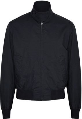 Helmut Lang Navy Cotton Jacket