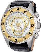 Invicta Men's 11015 Excursion Analog Display Swiss Quartz Black Watch