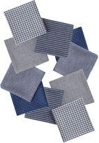 DESIGN IMPORTS Design Imports Capri Set of 10 Assorted Dishcloths