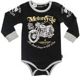 Rock Your Baby Baby Boy's Wild & Free Bodysuit