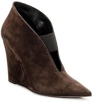 Magrit Babysilk Hi women's Low Boots in Brown