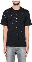 MSGM Black T-shirt