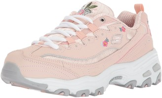 Skechers Women's D'Lites-Bright Blossoms Sneakers