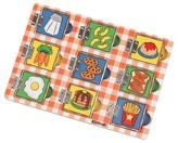 Kid Kraft Hide & Seek Meal Time Puzzle - 9 Pieces