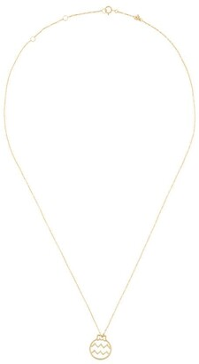 ALIITA Bambalina Zigzag necklace
