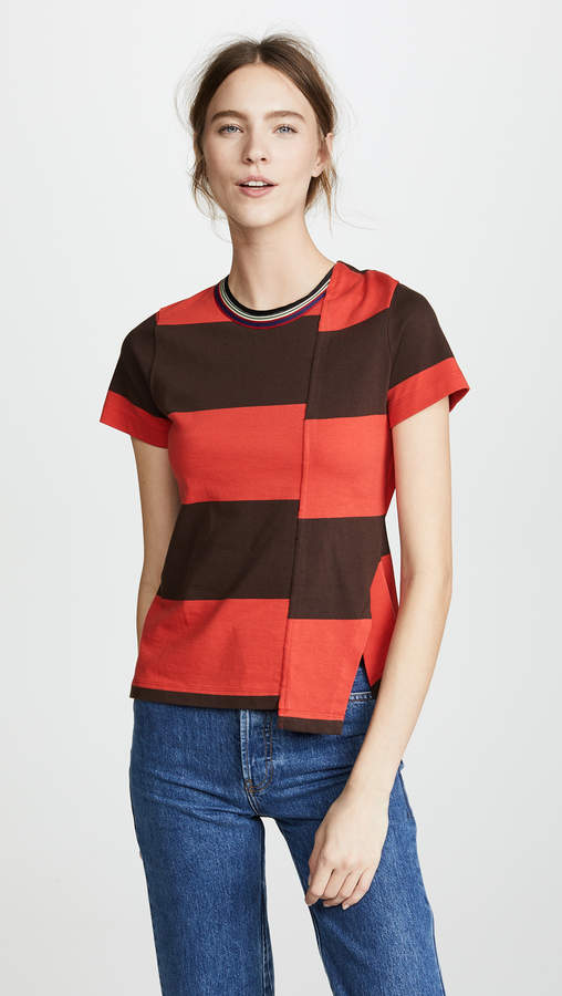 3.1 Phillip Lim Twisted Back Top