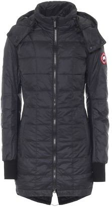 Canada Goose Ellison hooded down jacket