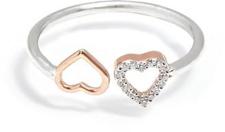 Kaizarin Open Hearts Ring