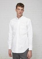 Thom Browne Button Back Oxford Shirt