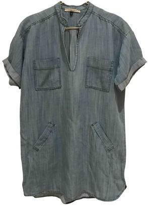 La Petite Francaise Blue Denim - Jeans Dress for Women