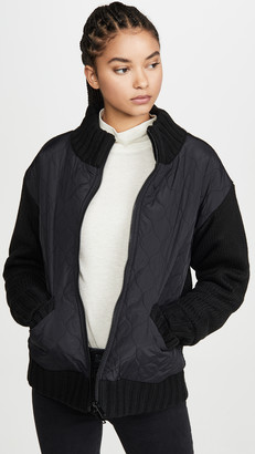 525 Quilted Fleece Lined Jacket