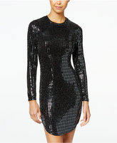 B. Darlin Juniors' Disco-Dot Bodycon Dress