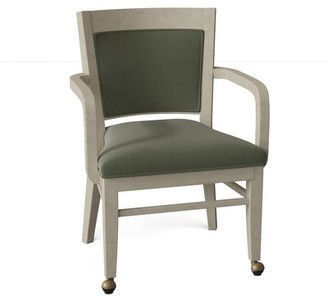 Fairfield Chair Gifford Guest Chair Seat Color: 8789 Barley, Finish: Montego Bay