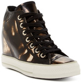 Converse Chuck Taylor All Star Brush Off Leather Lux Sneaker (Women)