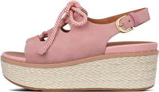 FitFlop Fay Espadrille Back-Strap Wedges