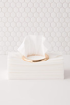 Urban Outfitters Gold Tissue Ring