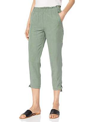 Tom Tailor NOS) Women's Lyocell Loose Fit P, 42 Trouser,(Size