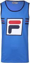 Fila Ocean Blue Printed Vest