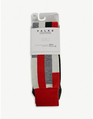 Falke Ergonomic Sport System SK4 wool-blend ski socks